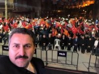 """Başkan Eroğlu: """"Cumhurun zararına bir tek cümle dahi etmedik, etmeyeceğiz"""""""