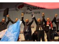 """Bakan Soylu: """"Bir koltuk için PKK'ya yaşam tüneli açmaya çalışıyorlar"""""""