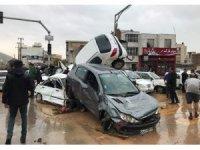İran'daki sel felaketinde ölü sayısı 18'e yükseldi