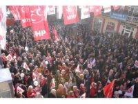MHP İl Başkanı Yüksel Aydın Tosya'da konuştu