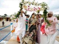 'Hint düğünlerinde yüzde 300 artış bekliyoruz'