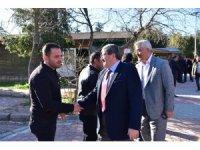 Başkan Can, S plakalı minibüsçüler ve fabrika işçileri ile bir araya geldi