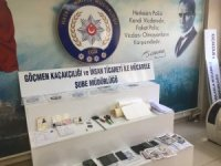 Hatay'da göçmen kaçakçılığı operasyonu: 14 gözaltı