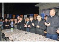 Karatepeliler Cumhur İttifakı adayı Güler'i bağılarına bastı