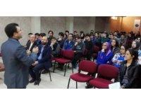 Üniversite adaylarına Gaün Hukuk Fakültesi tanıtıldı