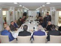 """Memiş, """"Bizim çalışmalarımız AK Partili belediyeciliğin şehre yansımasıdır"""""""