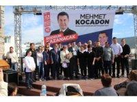 Bodrumlular evlatları Mehmet Kocadon'a sahip çıktı