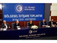 Başkan Fındıkoğlu, Bakan Pekcan'dan Kendir İhtisas OSB'yi talep etti