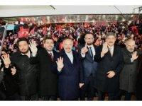 Esenyurt'ta AK Parti adayına destek istifası