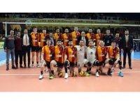 Galatasaray Erkek Voleybol Takımı Avrupa ikincisi oldu