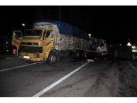 Minibüs kazasında ölenlerin kimlikleri belirlendi