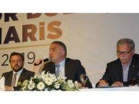 """Bakan Ersoy: """"Türkiye Cumhuriyeti tarihinde ilk kez turizm sektörü 'stratejik sektör' olarak ilan edildi"""""""