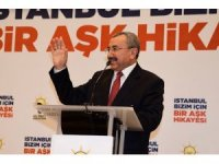Sancaktepe'de, Sivaslılardan Av. Şeyma Döğücü'ye tam destek