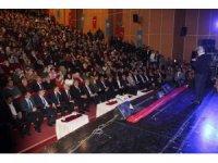 Yazıcıoğlu sevgisi salona sığmadı