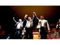 Bakan Pakdemirli Sarıgöl'de CHP'yi eleştirdi