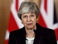 Theresa May'den flaş istifa açıklaması...