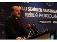 Sanayi ve Teknoloji Bakanı Varank, Bilişim Vadisi'nde müjdeyi verdi