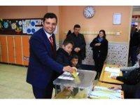 Uşak Belediyesi yine Ak Parti'ye emanet