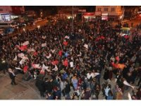 Bucak'ta belediye meclis üyeleri ve il genel meclisi üyeleri belirlendi