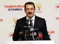 AK Partili Yavuz'dan düzeltilen oylarla ilgili flaş iddia