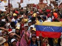 """""""Venezuela krizi 1 milyondan fazla çocuğu etkileyecek"""""""