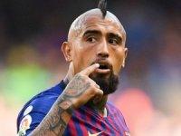 Beşiktaş'ta Arturo Vidal sürprizi