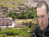 O terörist Konya'da kiliseleri ziyaret etmiş