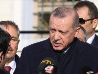 Erdoğan'dan seçim değerlendirmesi: Şimdi mahkeme süreci var