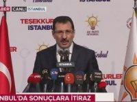 AKP'den yeni bir İstanbul açıklaması daha