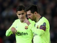 Messi'yi bu hale getirdiler!