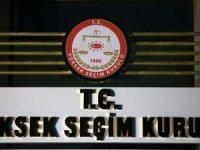 Başkanlıkların AKP'ye verilmesi YSK'yi böldü
