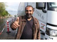 Kapıkule'de tır şoförlerinin korkulu rüyası 'çile kuyruğu' tarih oldu