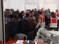 AKP ve MHP'liler oylar sayılmasın diye baskın yaptılar