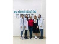 Öğrencilerin 'Glutensiz et ürünleri' üretimine TÜBİTAK'tan destek