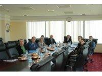 Balkan Üniversiteler Birliği üyesi Türk rektörler, Trakya Üniversitesi ev sahipliğinde toplandı