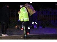 Şişli'de trafik kazası: 2 yaralı