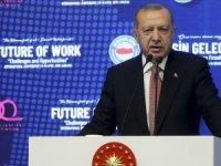Cumhurbaşkanı Erdoğan'dan YSK mesajı