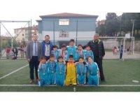 Devrek'te 23 Nisan Çocuk Bayramı futbol etkinliği