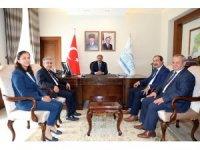 Türkiye Yeşilay Cemiyeti Burdur Şubesi'nin kuruluş çalışmaları tamamlandı