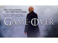 Trump'tan Muller davasına 'Game of Thrones'lı paylaşım