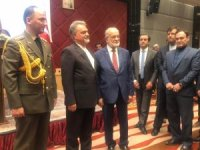 İran İslam Cumhuriyeti Ordu Günü resepsiyonu düzenlendi