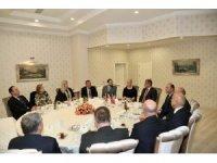 Emniyet Genel Müdürü Uzunkaya Makedonya İçişleri Bakan Yardımcıları ile bir araya geldi