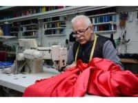 63 yıl önce diktirdiği pantolon, onu yılların terzisi yaptı