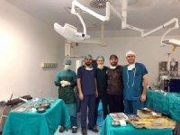 Yaşaran göze kansız ağrısız ameliyat