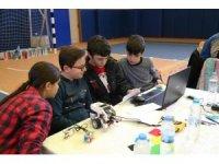 Artvin'de 3. sürpriz görev lego turnuvası il finali gerçekleştirildi