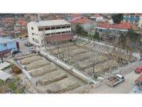 Bozkurt'ta sosyal tesis ve pazaryeri inşasına başlandı
