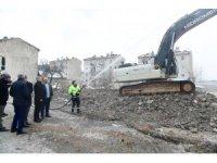 Yeşiltepe'nin çehresi kentsel dönüşüm projesi ile değişiyor