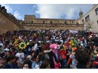 Mardin'de turizm haftasına uçurma festivali damga vurdu