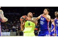 THY Euroleague: Anadolu Efes: 72 - Barcelona Lassa: 74