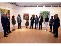 SANKO Sanat Galerisi'nde resim sergisi